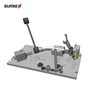 Gooseneck Alignment Plate - Sumig USA Corporation