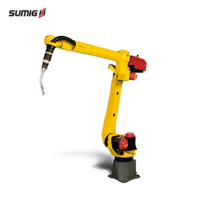 Fanuc ARC Mate 100iC/8L Robot Payload 8kg / Reach 2028mm - Sumig USA Premium Welding Equipment Supplies and Robotics