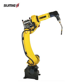 Fanuc ARC Mate 100iD Robot Payload 12kg / Reach 1441mm - Sumig USA Premium Welding Equipment Supplies and Robotics