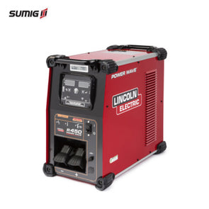 Lincoln Electric Power Wave® R450 Robotic Power Source - Sumig USA Premium Welding Equipment Supplies and Robotics