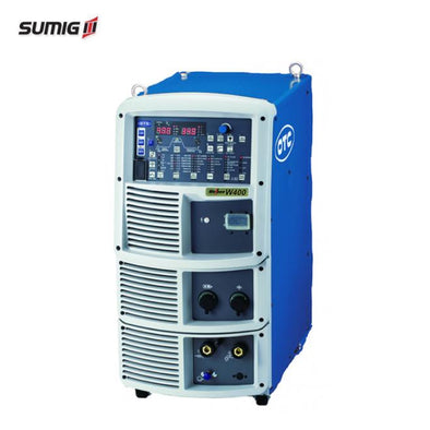 OTC Welbee WB-W400 AC-MIG Weld Power Source - Sumig USA Premium Welding Equipment Supplies and Robotics