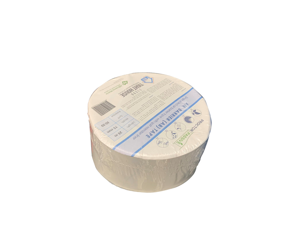Corner Master Air Barrier Membrane Tape 75mm wide - Split Release (25 metres) - Tight House