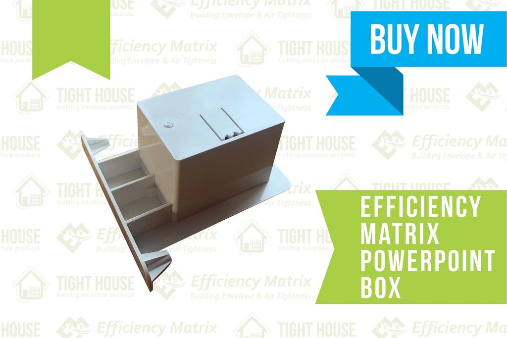 Efficiency Matrix Power Point Box - Tight House