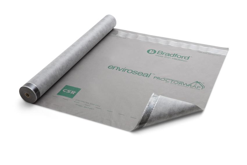 Enviroseal ProctorWrap RW-IT - Tight House