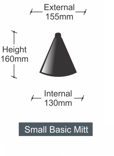 Fire Rated Small Basic Cover - Tight House