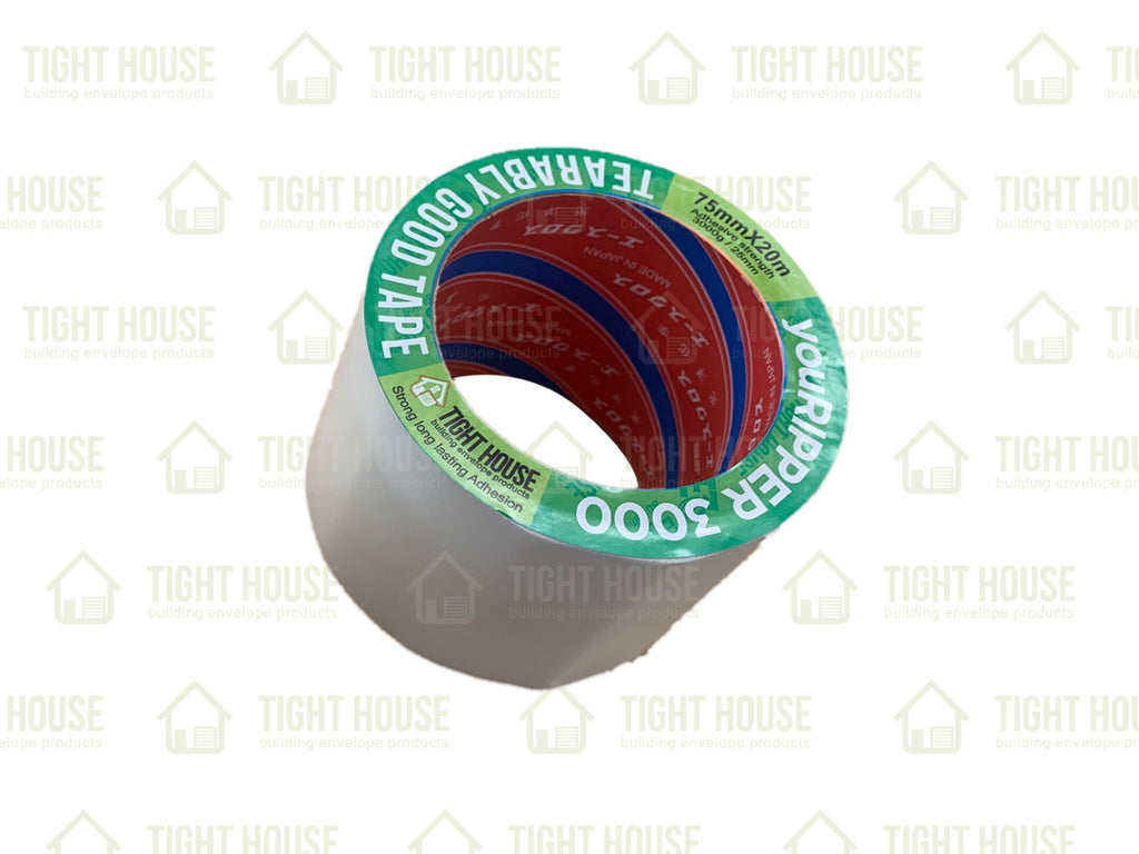ProctorPassive YouRippa 3000 Tape 75mm - Tight House