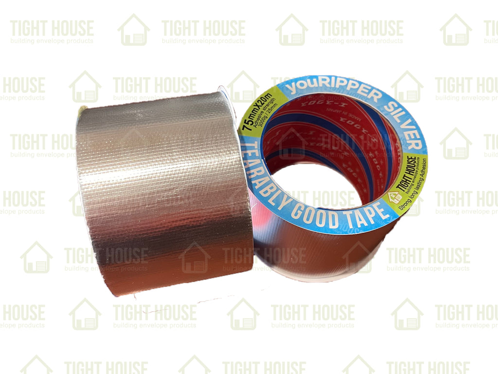 ProctorPassive youRippa Silver Tape - Tight House