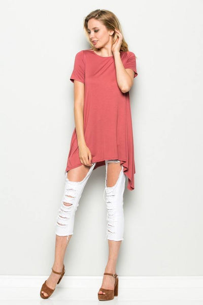 Amazing Annabelle Top, Short Sleeve Tops