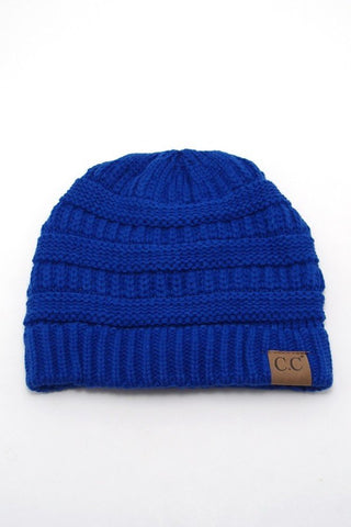 CC Beanie Multiple Colors Available - Carefree Trends - 2