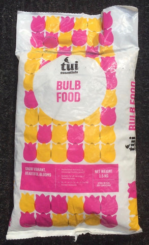~ Tui Bulb Food, 1.5kg bag