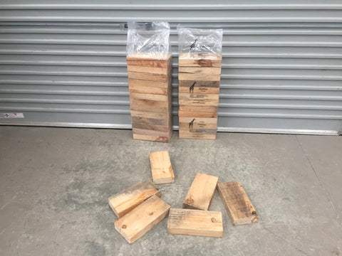 ZooDoo Firewood, untreated offcuts, 6x2's