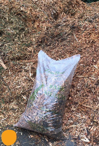 Macrocarpa Mulch (50 litre bag)