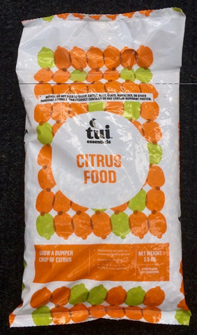 ~ Tui Citrus Food, 1.5kg bag