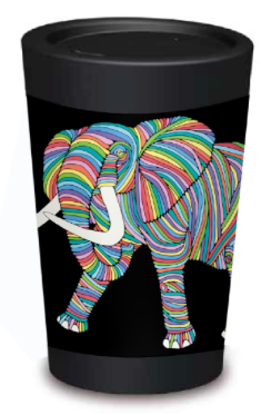Joshua the Jolly Elephant - 12oz