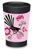 Pink Fantails Coffee Cup - 12oz