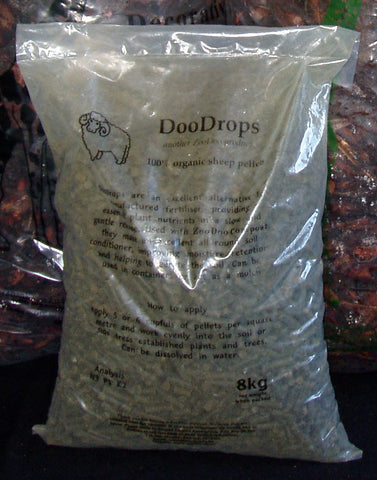 ~ Sheep Pellets (DooDrops) 8kg bag