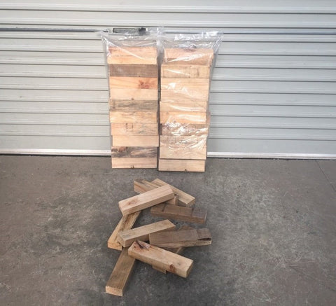 ZooDoo Firewood, untreated offcuts, 3x2's