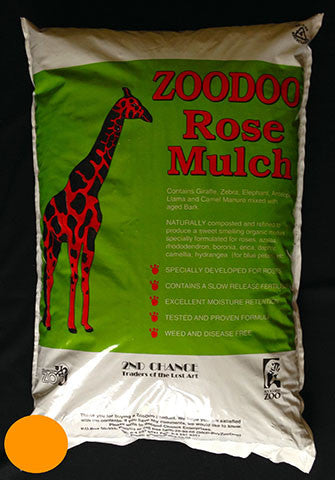 Rose Mulch (22 litre bag)