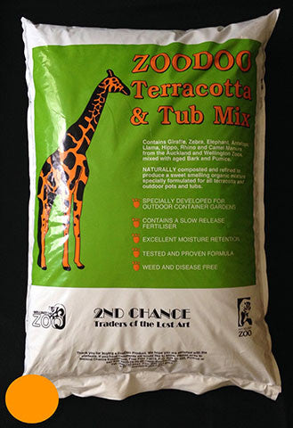 * Terracotta & Tub Mix (22 litre bag)