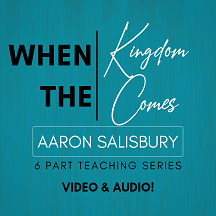Aaron Salisbury - USB - Video and Audio: When the Kingdom Comes