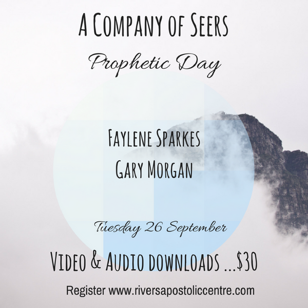 A Company of Seers AUDIO AND VIDEO PACK