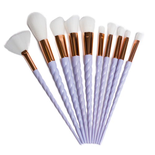 Pastel Dream 10 Piece Brush Set