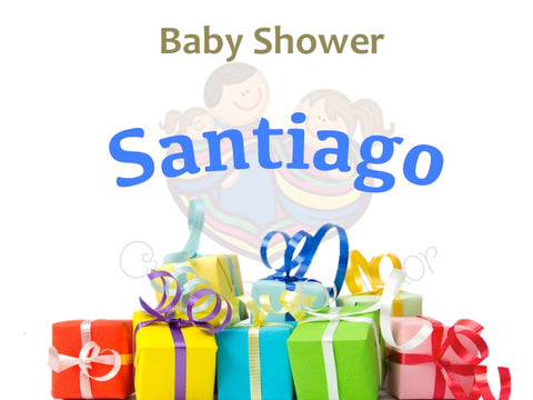Baby Shower Santiago