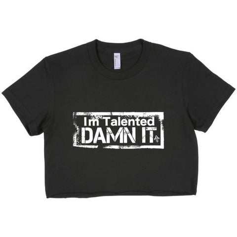 IMTD- Women's Crop Top