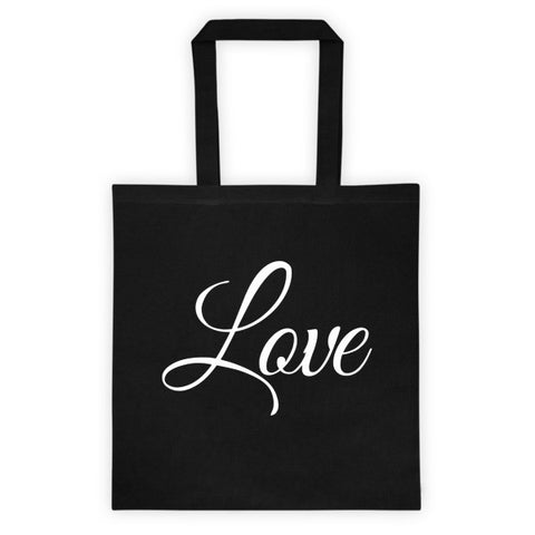Love- Tote Bag