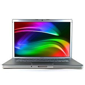 "Apple MacBook Pro Core 2 Duo T7400 2.16GHz 1GB 100GB DVD±RW 15.4"" Notebook AirPort OS X w/Webcam, 6-Cell & Bluetooth"