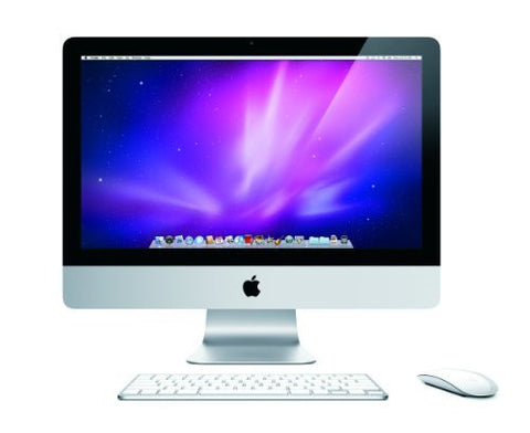 Apple iMac MC509LL/A 21.5-Inch Desktop (OLD VERSION)