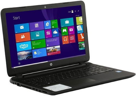 "HP 15-F125WM 15.6"" Touch Screen Laptop"