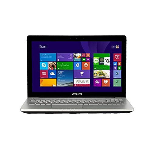 Asus N550JK-DS71T 15.6 inch Touchscreen Intel Core i7-4700HQ 2.4GHz/ Intel HM86/ 8GB DDR3L/ 1TB HDD/ DVD±RW/ USB3.0/ Windows 8.1 Notebook (Dark Gray)