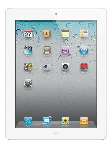 Apple iPad 2 MC979LL/A Tablet (16GB, Wifi, White) 2nd Generation