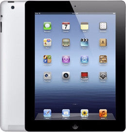 Apple iPad 3 Retina Display 16GB Black - WiFi + AT&T 4G