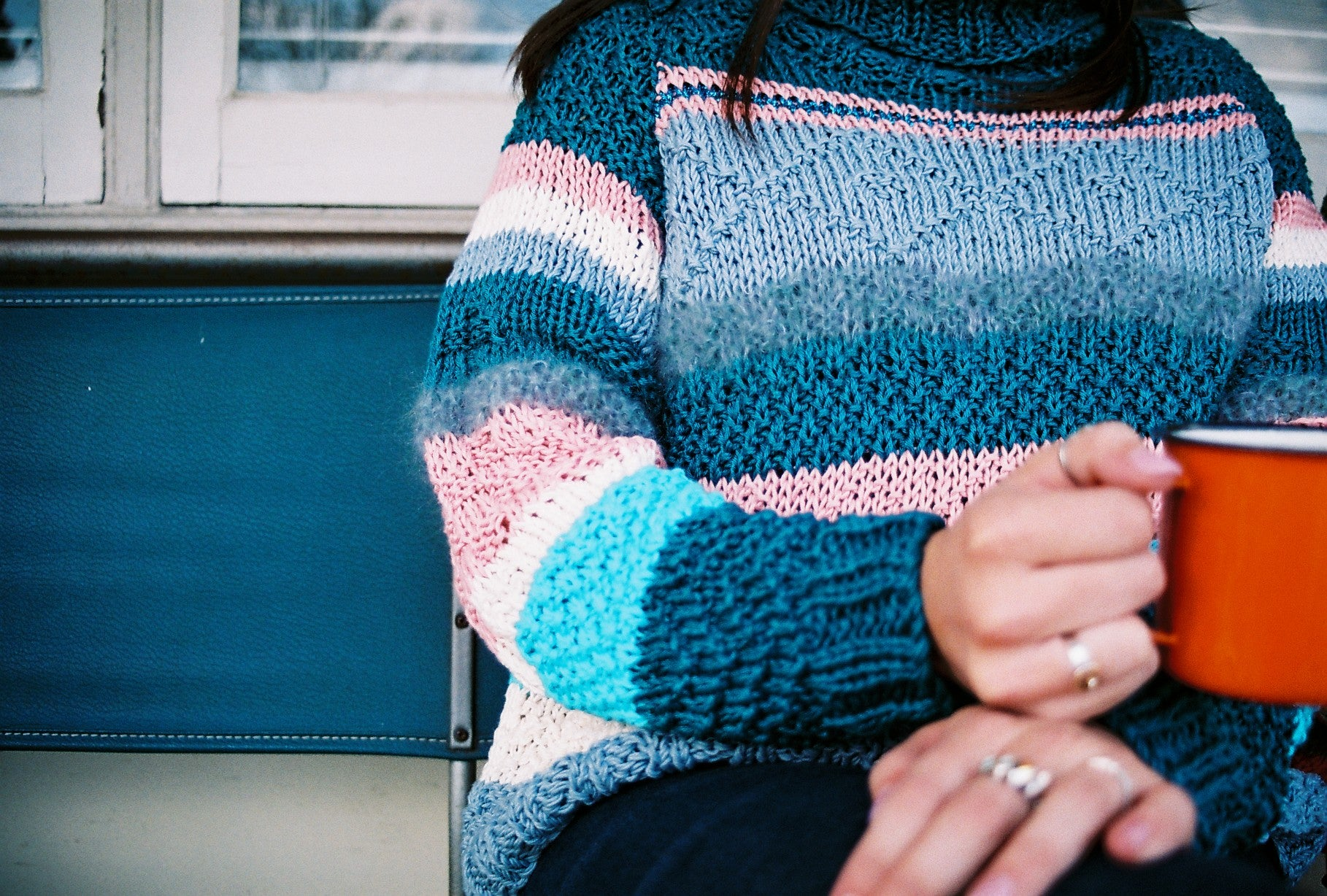 Grown-Up Cropped Jumper