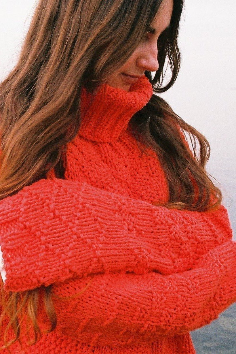 Simple Turtle-Neck