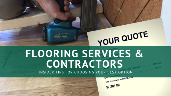 Flooring Services Near Me: Insider Tips for Choosing Your Best Option
