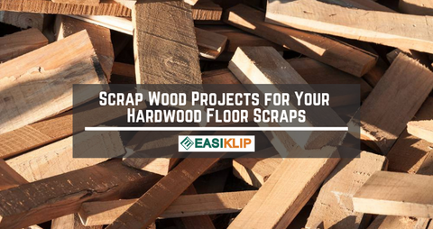 Scrap Laminate Flooring Projects for Your Hardwood Floor Scraps