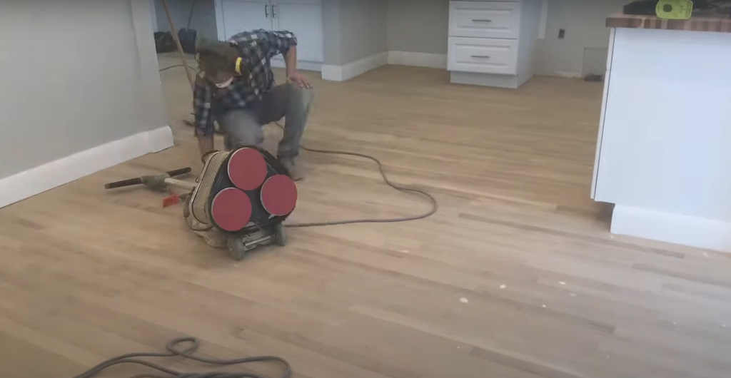 How to Restore Hardwood Timber Floors