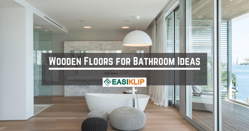 Wooden Floors for Bathroom Ideas