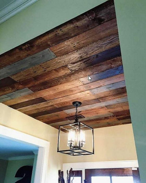 scrap wood projects ceiling cover