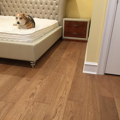 how to choose hardwood floor color, bedroom hardwood floor