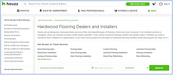 Flooring installation contractors on Houzz
