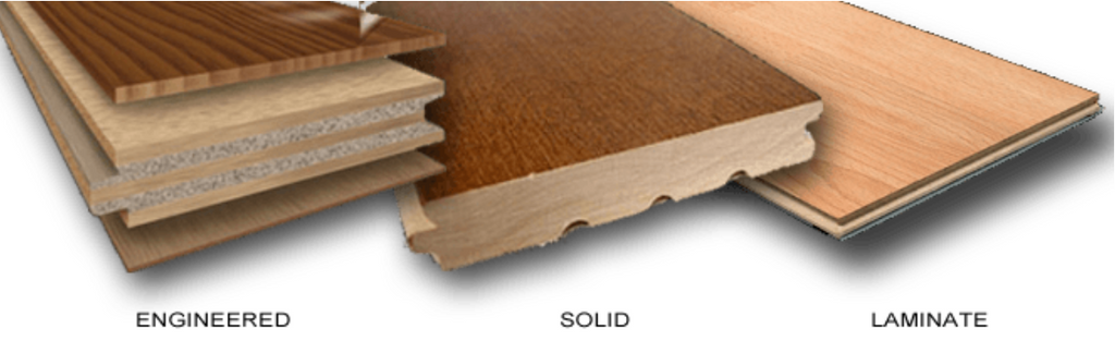 All about engineered hardwood vs laminate flooring - Laminate versus hardwood flooring ...