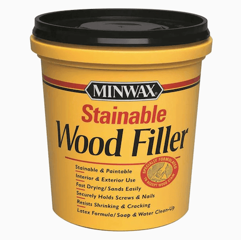 miniwax stainable wood filler