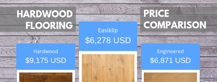 flooring price comparison