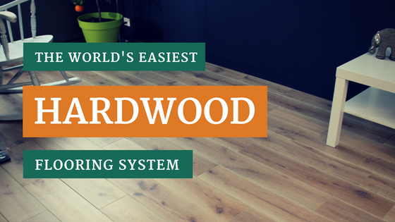 Easiklip hardwood flooring, oak floating hardwood click and snap together flooring vancouver