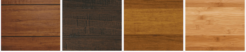 bamboo can be a low voc flooring option