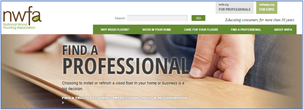 flooring companies near me on NWFA